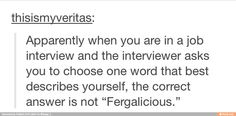What to say in a job interview / iFunny :)