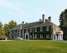 Old Money Mansion