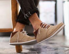 Suede Sneaker Boots by Volta / Follow My SNEAKERS Board!