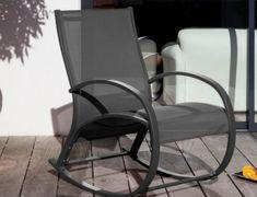 Tuoli jossa kelpaa ottaa kesä vastaan, lepäillen tai tuulen tahtiin keinuen! Alumiinia ja säänkestävää nopeasti kuivuvaa verkkokangasta. Tasalan Kaihdin Raisio