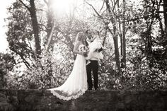 Classic black and white wedding photos at Barley Sheaf Farm on Carats & Cake by Juliana Laury Photography