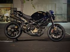 Custom Ducati Monster | Good Things From Italy - Le Cose Buone d'Italia | Scoop.it