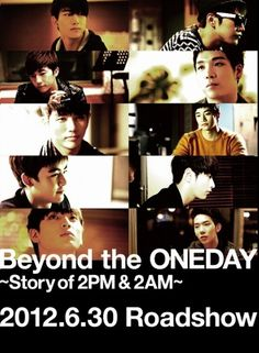 2PM & 2AM to release documentary film 'Beyond the Oneday'! #allkpop #2PM #2AM