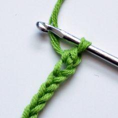 Leçon de crochet : maille serrée. Super blog pour apprendre le crochet ❣️ 17 Mars, 2013, Comme, Blog, Amigurumi, Learn Crochet, Tutorial Crochet, Pique, Upholstery