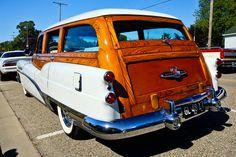 1953 Buick Woody Station Wagon