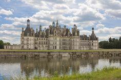 Zamek w Chambord #zamek #castle #chambord