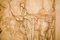 Dean Cornwell Sketch