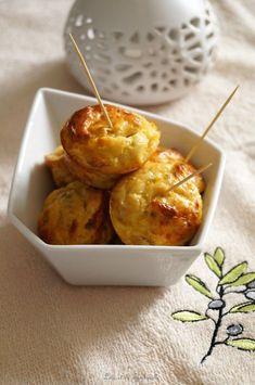 Bouchées au thon & fromage frais Lolo et sa Tambouille