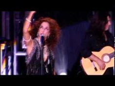 Rosario Flores - Algo Contigo (Grandes Exitos En Directo Concierto Zaragoza) - YouTube