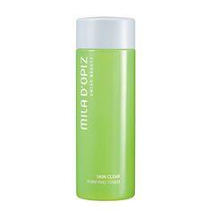 Deze alcoholvrije lotion, die zuiverende en kalmerende ingredienten bevat, is een ideale nareiniger voor de gemengde, vette of onzuivere huid ...