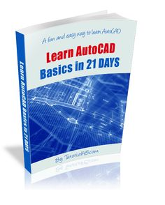 Jumping into this AutoCAD basic tutorial. Learn AutoCAD while step by step replicating the image below. Autocad 2016, Learn Autocad, Autocad Revit, Books 2016, Hygiene, Civil Engineering, Learn To Read, Online Courses, Improve Yourself