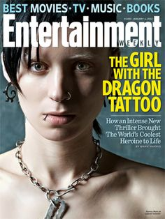 Why we're so fascinated by Lisbeth Salander in 'The Girl With the Dragon Tattoo'