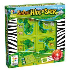 SmartGames Hide & Seek Safari online kopen | Lobbes.nl