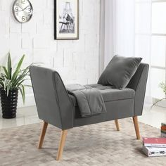 Found it at AllModern - Smith 3 Piece Upholstered Storage Entryway Bench Set