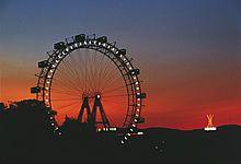 das Riesenrad (Prater, Wien)