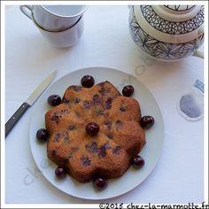 Kentish cherry cake