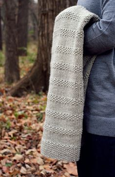 a114861f Fifty Four Ten Studio: Northern Trail - New Blanket Knitting Pattern