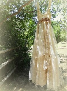 MadeToOrder ..Belle Rustic   Beach  Shabby by petticoatpistol