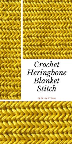 Crochet Heringbone Blanket Stitch İn this video I'm going to show you how to crochet Heringbone Stitch. Crochet Waffle Stitch, Crochet Shell Stitch, Single Crochet Stitch, Crochet Stitch Tutorial, Herringbone Stitch Tutorial, Crochet Stitches For Blankets, Tunisian Crochet Stitches, Crochet Stitches Patterns, Unique Crochet Stitches