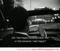 Breathless (1960) - movie quote