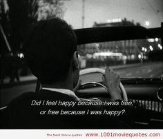 Breathless (1960) - movie quote