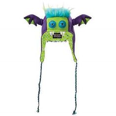 Other Unisex Clothing 155203: Beasty Buddies Bumblezor Monster Combo: Hat + Plush Stuffed Toy Geospace Kids -> BUY IT NOW ONLY: $39.99 on eBay!