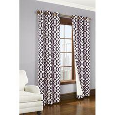 Found it at Wayfair - Aries Curtain Panels