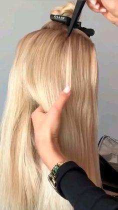 Hairdo For Long Hair, Hair Due, Easy Hairstyles For Long Hair, Mom Hairstyles, Ponytail Hairstyles, Updos, Haircuts, Wedding Hair And Makeup, Hair Makeup