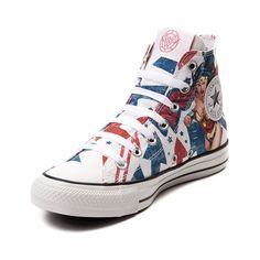d3d2a38302d Converse All Star Hi Wonder Woman Sneaker