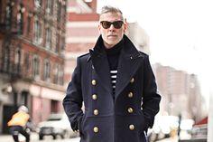 The new coat / luisa world