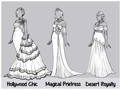 1. Hollywood Chic : CLOSED 2.Magical Prietress : CLOSED 3. Desert Royalty : CLOSED --------------------------------------------- Moreoffer : - For 8,00 $ in addition, you will receive a...