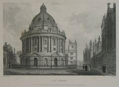 Cat Street, 1836
