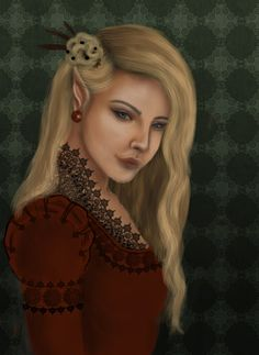 elven queen - Google Search