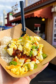 From Mickey-Shaped Macarons to the Carbonara Garlic Mac & Cheese, there are so many great bites and brews to discover at the Disney California Adventure Food and Wine Festival! Loco Moco, Ghost Peppers, Disney California Adventure, Smoked Bacon, Disney Dining, Wine Festival, Disney Food, Mac And Cheese, Wine Recipes