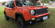 2016 Jeep Renegade Trailhawk Review http://behindthewheel.com.au/2016-jeep-renegade-trailhawk-review/