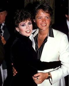 Marie Osmond Donny HARD TO FIND RARE 8x10 Photo
