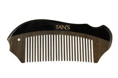 Tan's Black Horn Scraping and Massage Comb 3 *** This is an Amazon Affiliate link. You can get more details by clicking on the image.