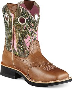Ariat Fatbaby Cowgirl Western Boot Style 8 Inch Women Boots 10007977