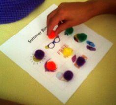 The Activity Mom: Summer Bingo (free printable)