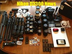 Top Nikon D3300 accessories and lenses at http://nikond3200news.blogspot.com/2015/09/nikon-d3300-accessories-guide.html