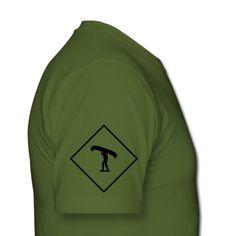 Portage sign T-Shirt   Spreadshirt   ID: 4161408
