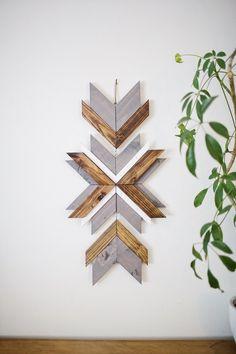 Laura Burkhart Creative Wooden Tree, Wooden Wall Art, Wooden Walls, Wood Art, Wooden Ornaments, Rustic Barn, Tree Toppers, Home Decor Wall Art, Ceiling Design