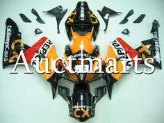 Fit for Honda CBR1000RR 2006 2007 CBR1000 RR ABS Plastic motorcycle Fairing Kit Bodywork CBR 1000RR 06 07 CBR 1000 RR EMS52 #Affiliate