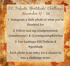 DC Trifecta Instagram Challenge