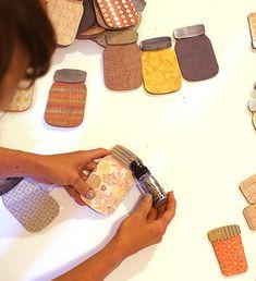 Make Paper Mason Jar Garland — Saved By Love Creations