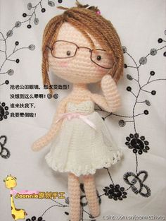Another adorable doll...