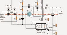 The post explains a 32 V 3 amp SMPS circuit which may be suitably used for driving 100 watt LED modules safely.