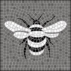 Mosaic stencils from The Stencil Library. Buy from our range of Mosaic stencils online. Page 2 of our Mosaic tile stencil catalogue. Mosaic Tile Art, Mosaic Crafts, Mosaic Projects, Mosaics, Mosaic Ideas, Cd Mosaic, Mosaic Stepping Stones, Stone Mosaic, Mosaic Glass