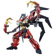 ROBOT SPIRITS [SIDE MS] Gundam X : NRX-0013-CB Gundam Virsago Chest Break