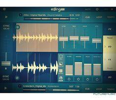 DJIT Launches Edjing Pro DJ Mixing App http://futuremusic.com/2015/04/24/djit-launches-edjing-pro-dj-mixing-app/